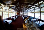looking forward from the aft section of the Willamette Star Willamette Deck