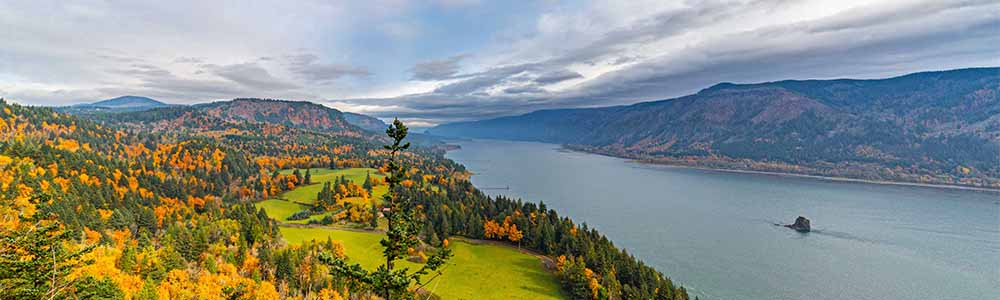 Cruise the Columbia Gorge