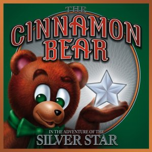 picture of Cinnamon Bear book cover