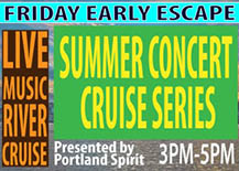 Friday Early Escape Cruise