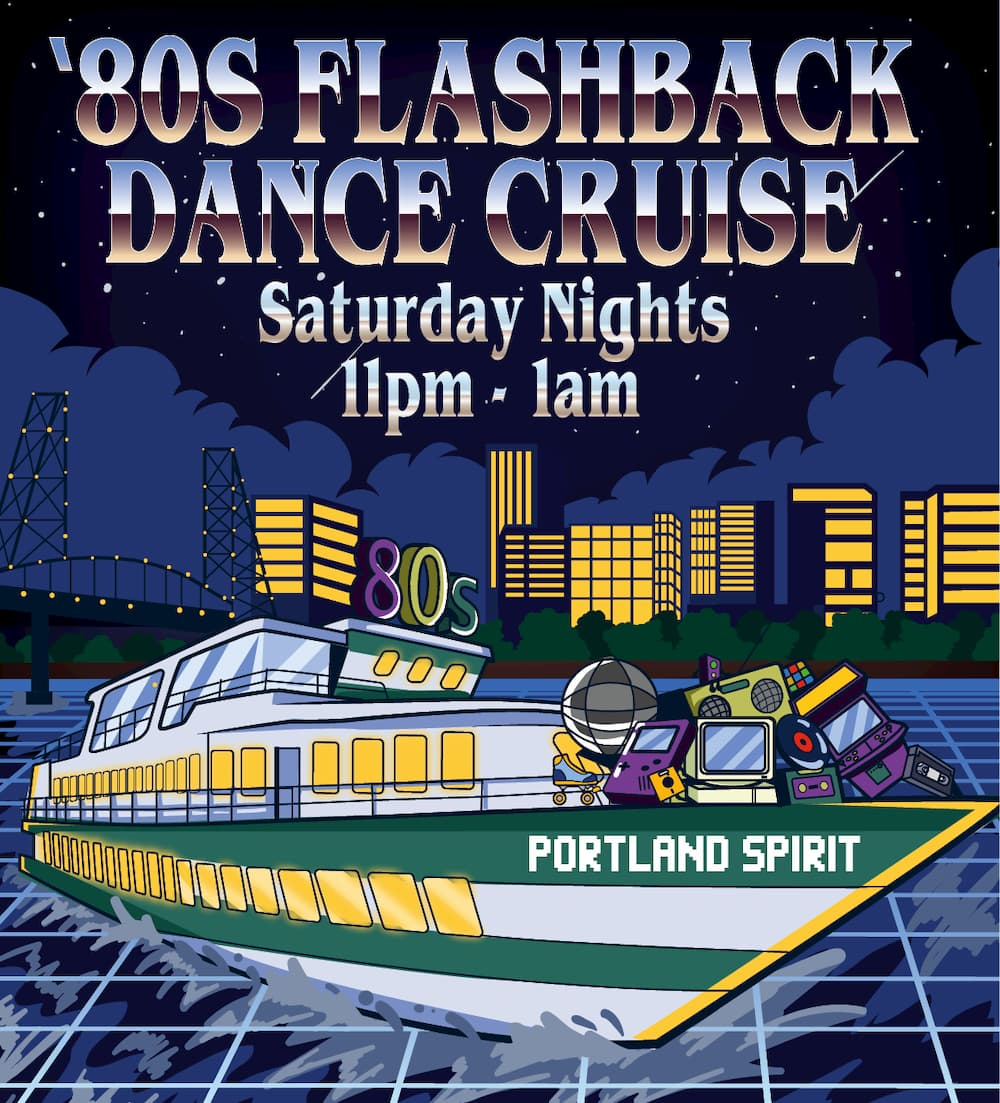 Portland Spirit Flashback Dance