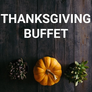 Thanksgiving Holiday Buffet Cruise
